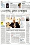 Simona Mammano, la Repubblica, 26 gennaio 2010