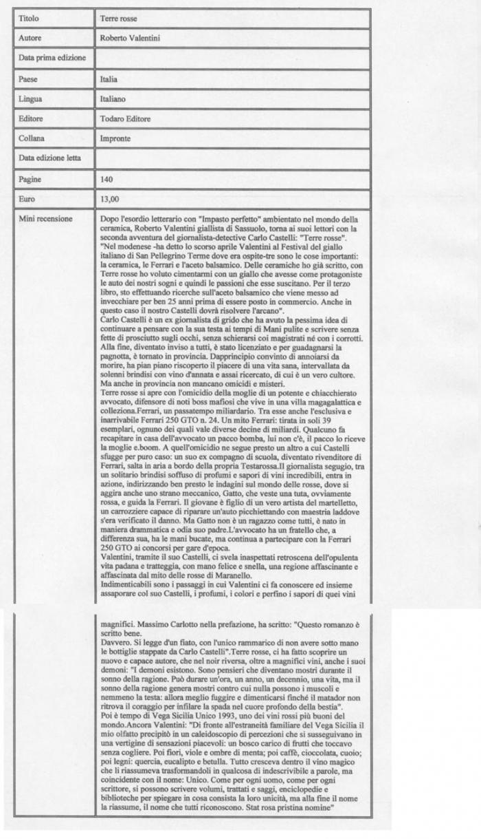 www.vigata.com, 30 marzo 2005